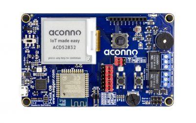 ACD52832 IoT Development Board